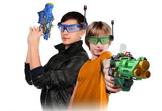 Laser-Tag-Blaster