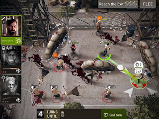 Game The Walking Dead No Man's Land Mod Apk