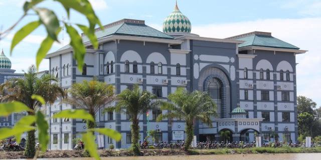 Akreditasi Jurusan/Program Studi UIN Sultan Syarif Kasim (SUSKA) 2019