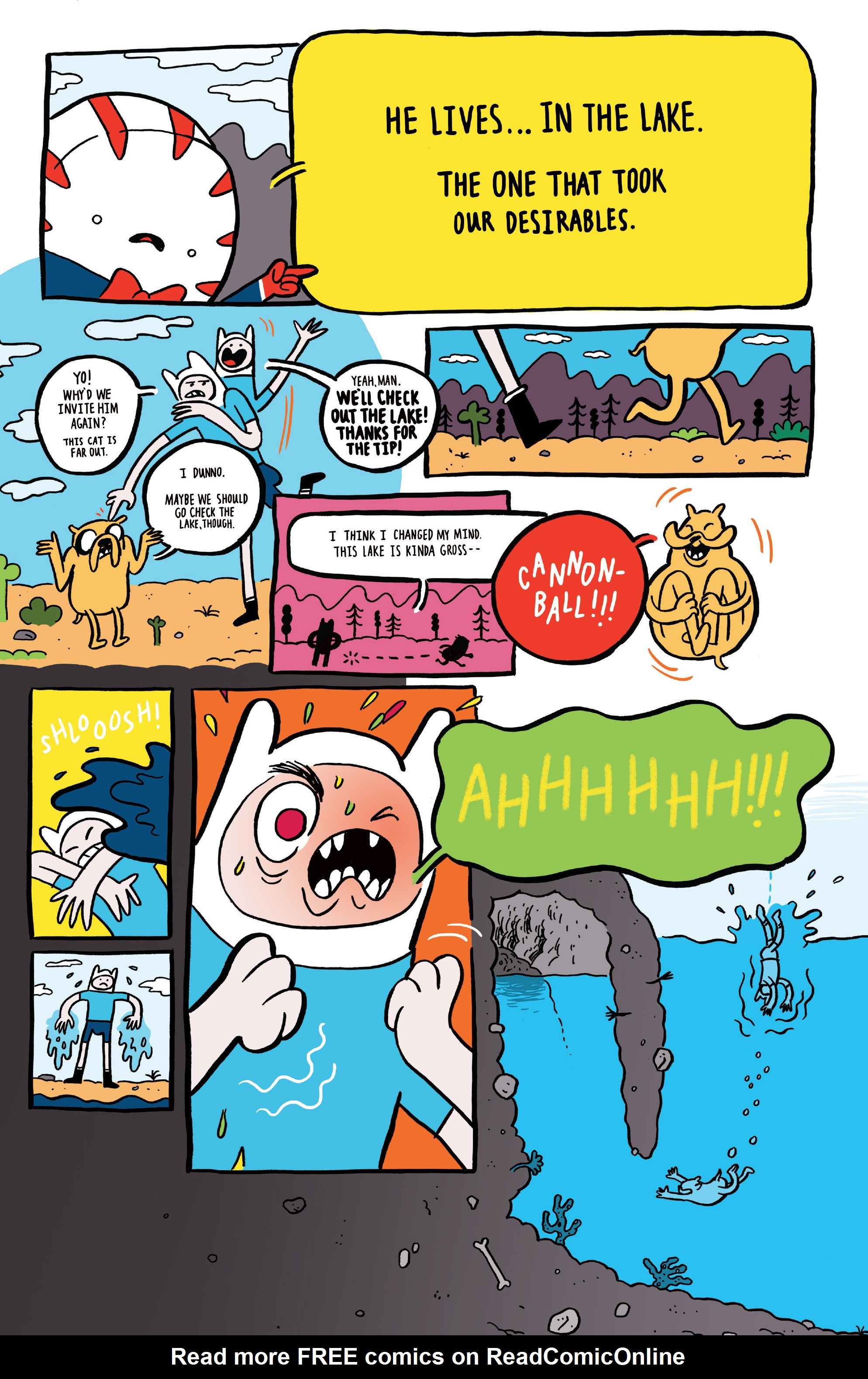 Read online Adventure Time comic -  Issue #45 - 30
