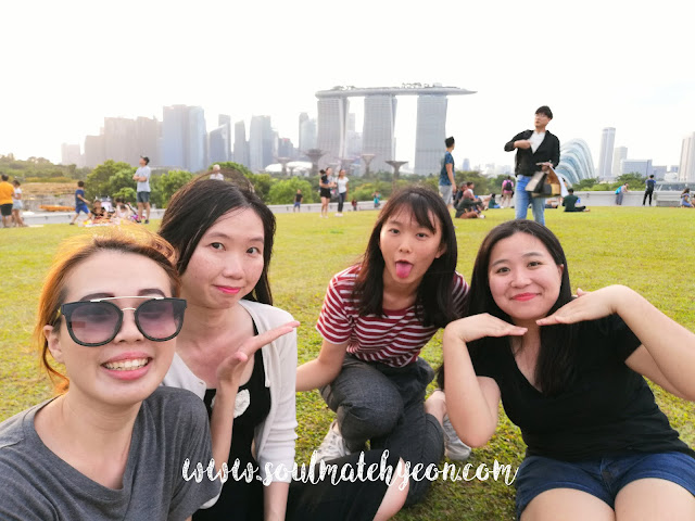 Hyeon's Travel Journal; Marina Barrage