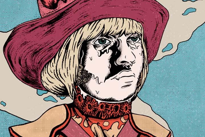 Ilustración, Brian Jones de Esteban Paola