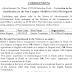 Corrigendum to Phase-VI Selection Posts Notice