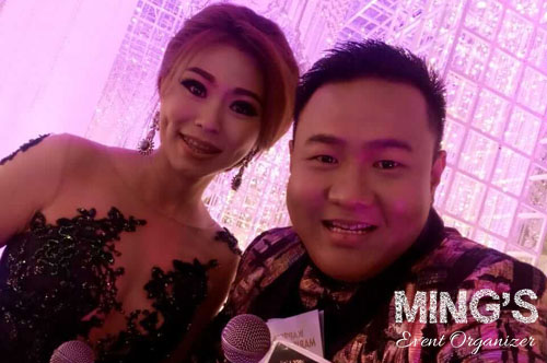 Mc Semarang - Ikapesta Wedding Expo A Million Dream 2018