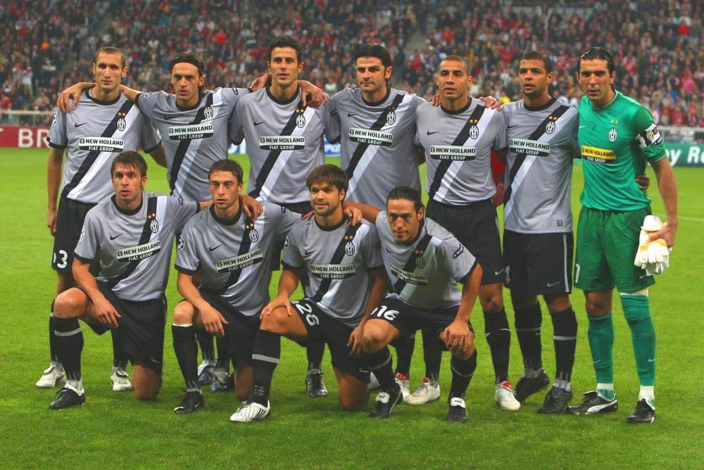 Our Top 10 Nike Juventus Kits Footy Headlines
