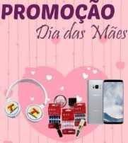 Promoção Rádio Transamérica FM Dia das Mães 2018 iPhone Se Fone Kit Maquiagem