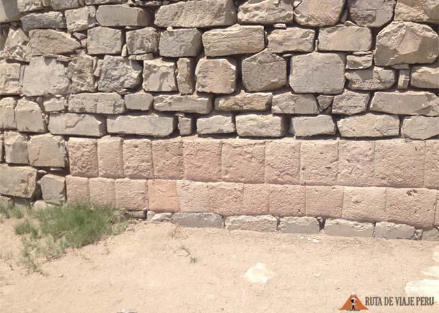 Muro Inca Zona Arqueologica Pachacamac