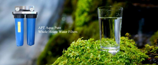 Aqua Pure Water Softener