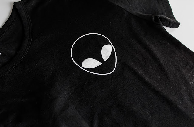 Gamiss Alien Tshirt