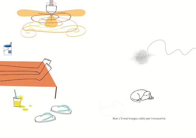 perché i moscerini sono sempre felici? EDT