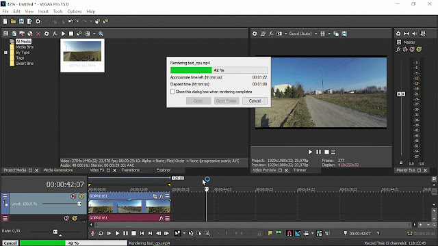 MAGIX Vegas Pro 15.0.0.177 Full + Crack | ReddSoft