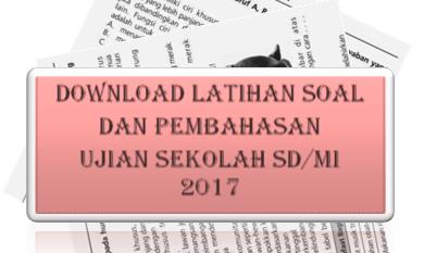 Soal Latihan US Matematika SD 2016/ 2017
