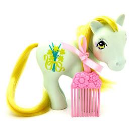 My Little Pony Daffodil Year Eight Flower Ponies G1 Pony