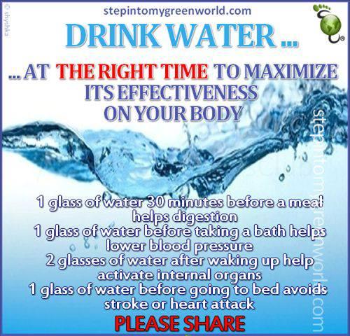 11 Manfaat Hebat Rajin Minum Air Putih Hangat Tiap Hari