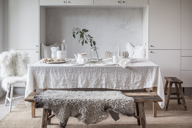My Scandinavian Home My Home Dining Area Make Over