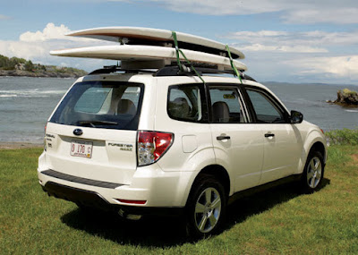 paddleboard roof rack