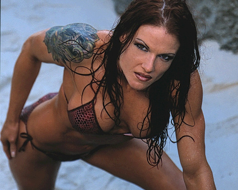 All Super Stars: Lita Hot Pictures