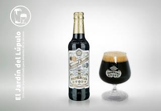 Samuel Smith's Imperial Stout, cerveza negra inglesa