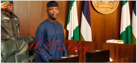 He got 200,000 votes after dancing – Osinbajo mocks Senator Adeleke