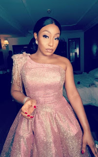Rita Dominic Steps Out In Style To AFRIFF 2018 Globe Awards