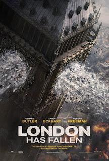 Film London Has Fallen 2016