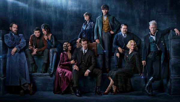 film terbaru 2018 Fantastic Beasts: The Crimes of Grindelwald