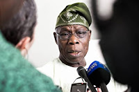 EX-PRESIDENT OBASANJO'S LETTER OPEN CONFRONTATION AGAINST : THE NORTH GROUP VOICE OUT