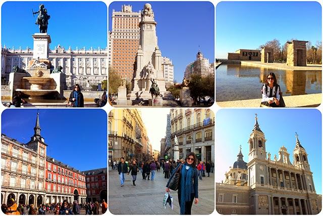 Dica de Viagem : Espanha : Madrid