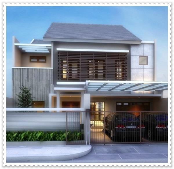gambar model teras rumah minimalis 2015