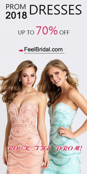 Buy prom dresses from feelbridal.com