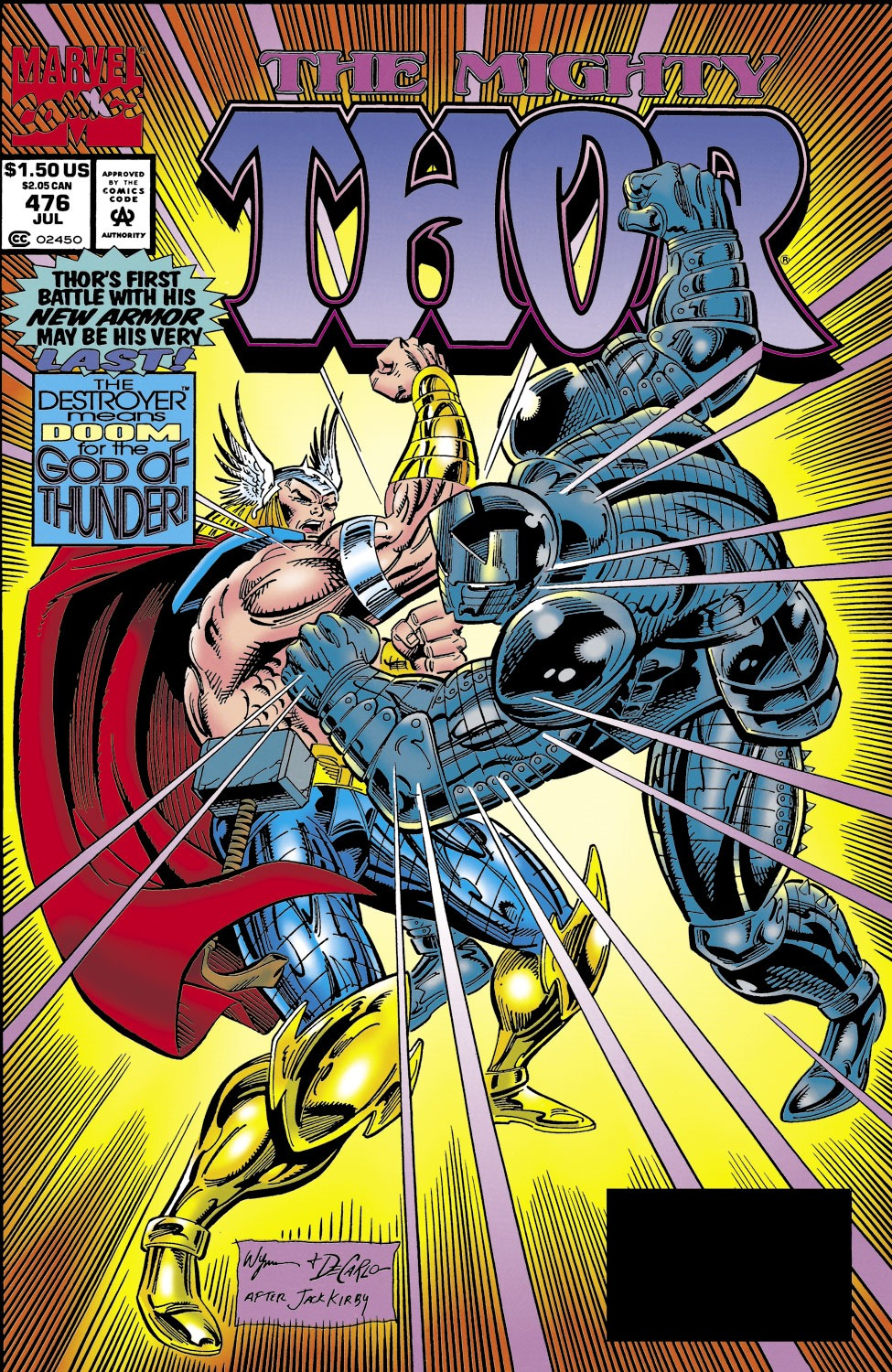 Thor (1966) 476 Page 1
