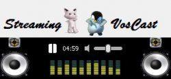 Streaming VosCast radio