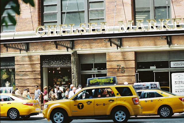 Chelsea Market : le très célèbre marché couvert de New York