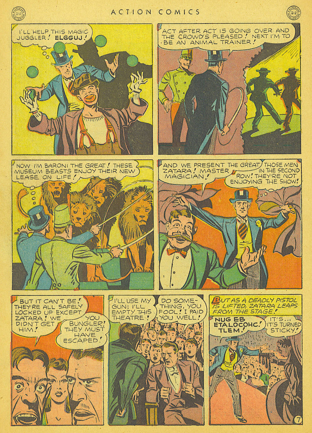 Read online Action Comics (1938) comic -  Issue #91 - 48
