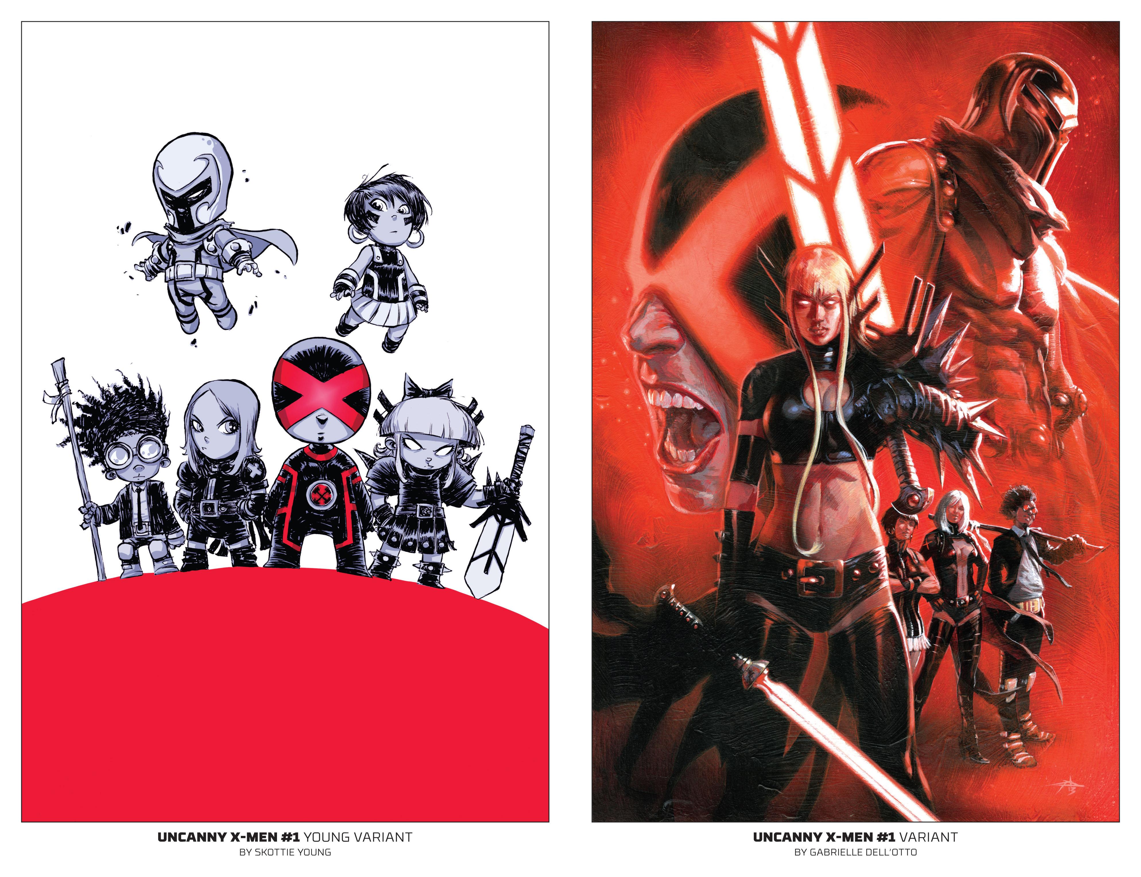 Read online Uncanny X-Men (2013) comic -  Issue # _TPB 1 - Revolution - 114