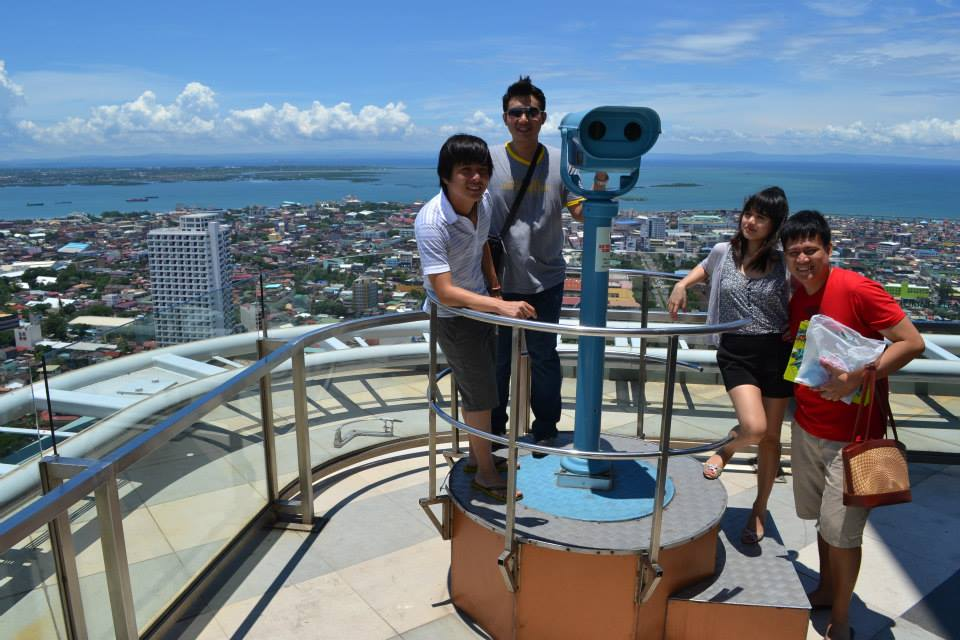 Sky Experience Adventure at Crown Regency Hotel Cebu City