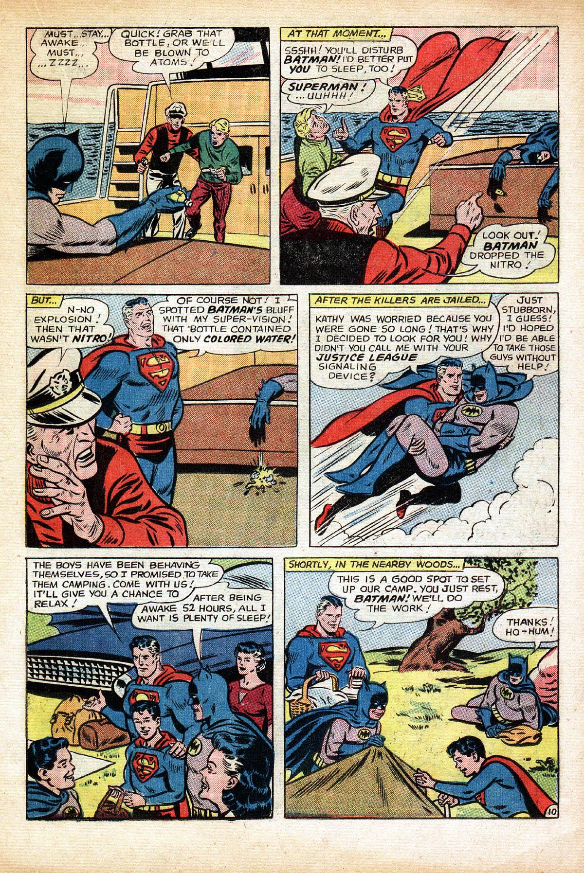 Read online World's Finest Comics comic -  Issue #157 - 15