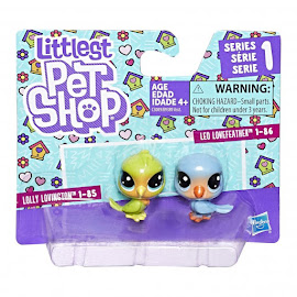 Littlest Pet Shop Series 1 Mini Pack Lolly Lovington (#1-85) Pet