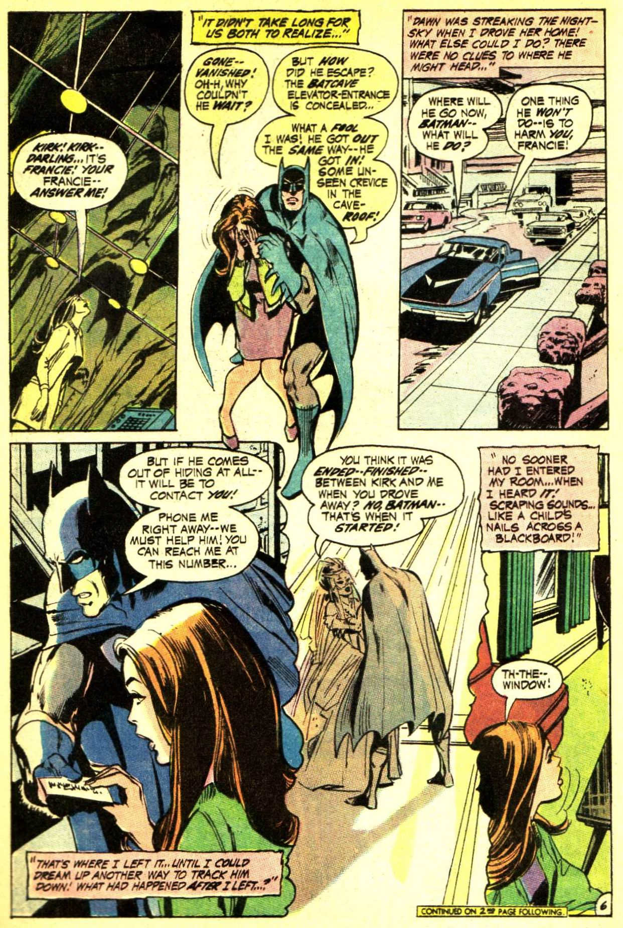 Detective Comics (1937) 407 Page 7