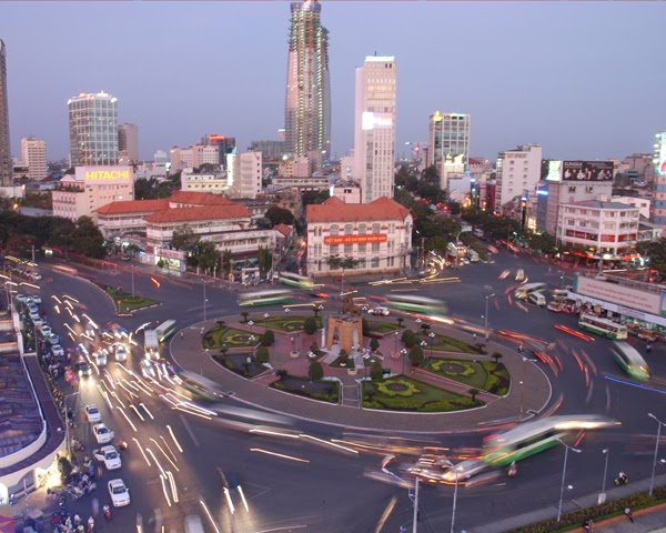 Ho Chi Minh city: The country's cultural and tourist center 1