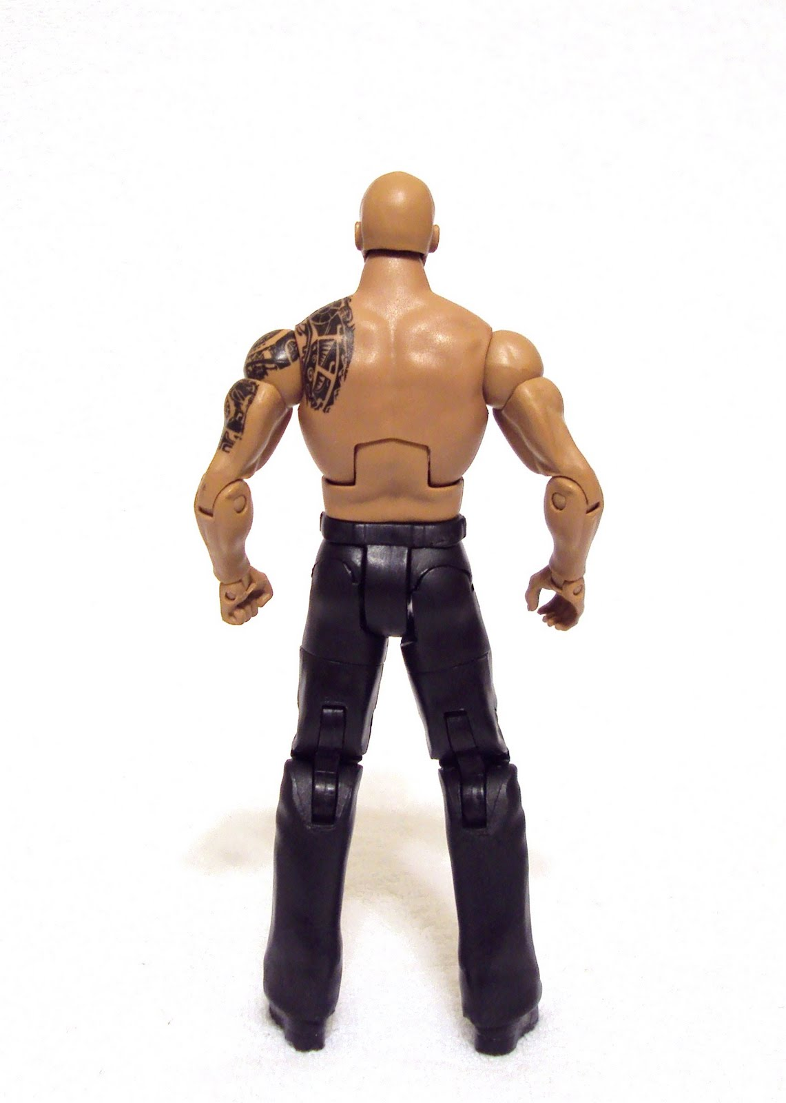 3b S Toy Hive Wwe Elite The Rock Review