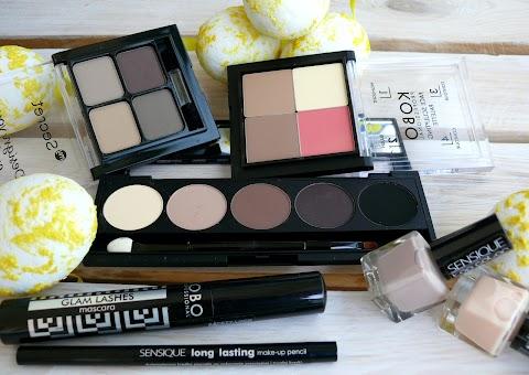 Jakich kosmetyków obecnie używam do codziennego makijażu!
