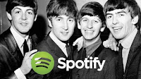 The Beatles On Spotify image