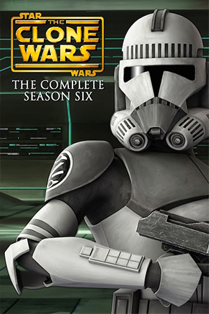 Star Wars: The Clone Wars o Star Wars [Temporada 6] [Mega] [HD]