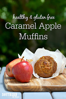 Healthy Caramel Apple Muffins Recipe Gluten Free