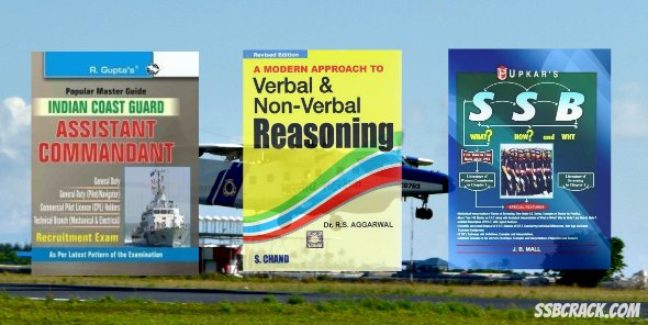 Best Books for Indian Coast Guard Exam Preparation