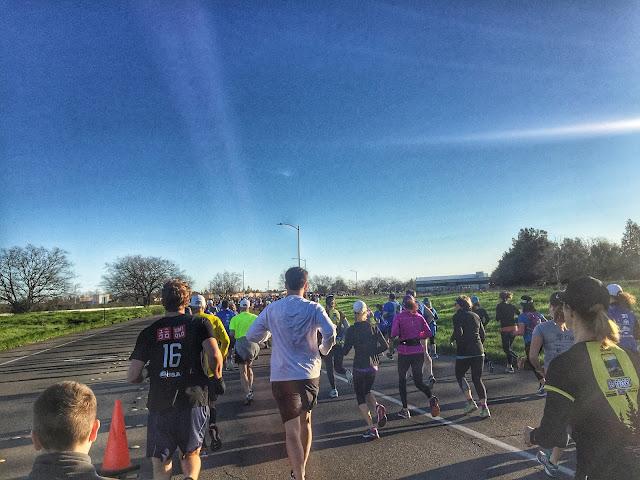 Davis Stampede 10K Race
