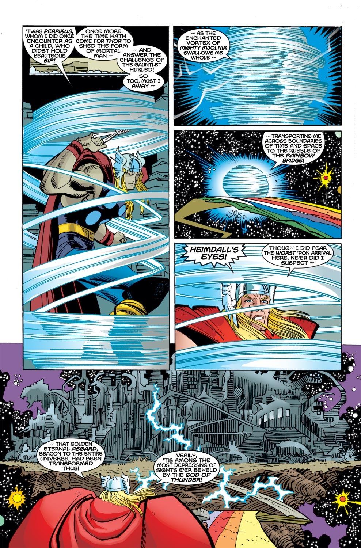 Thor (1998) Issue #10 #11 - English 10