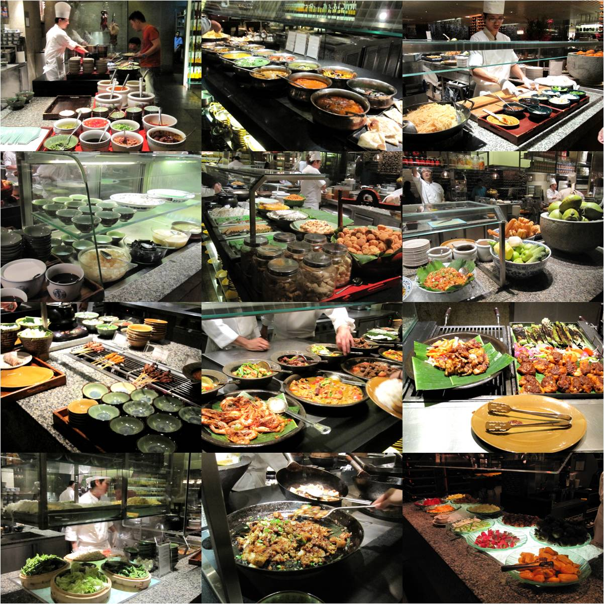Straits Kitchen Buffet Review