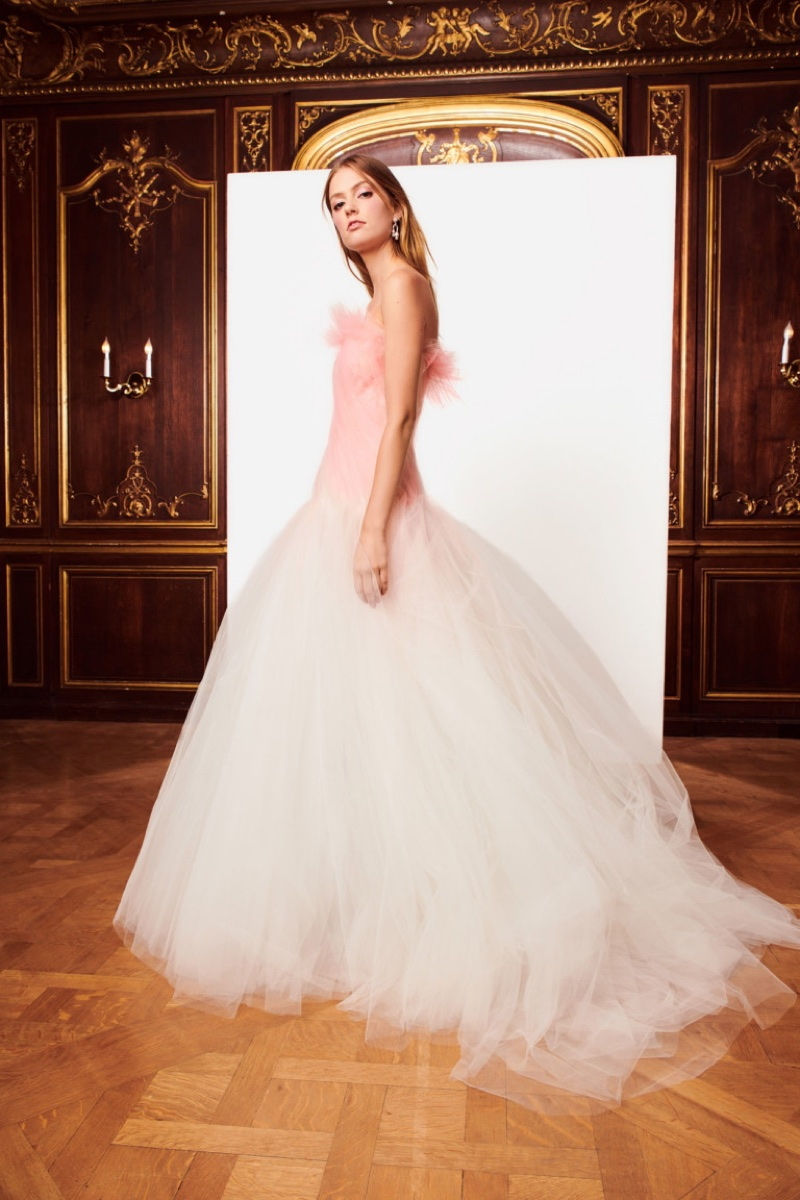 Oscar de la Renta Bridal Fall/Winter 2018 Collection